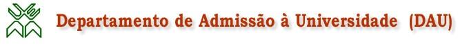 Resultados dos Exames de Admisão à UEM, Lúrio e Zambeze