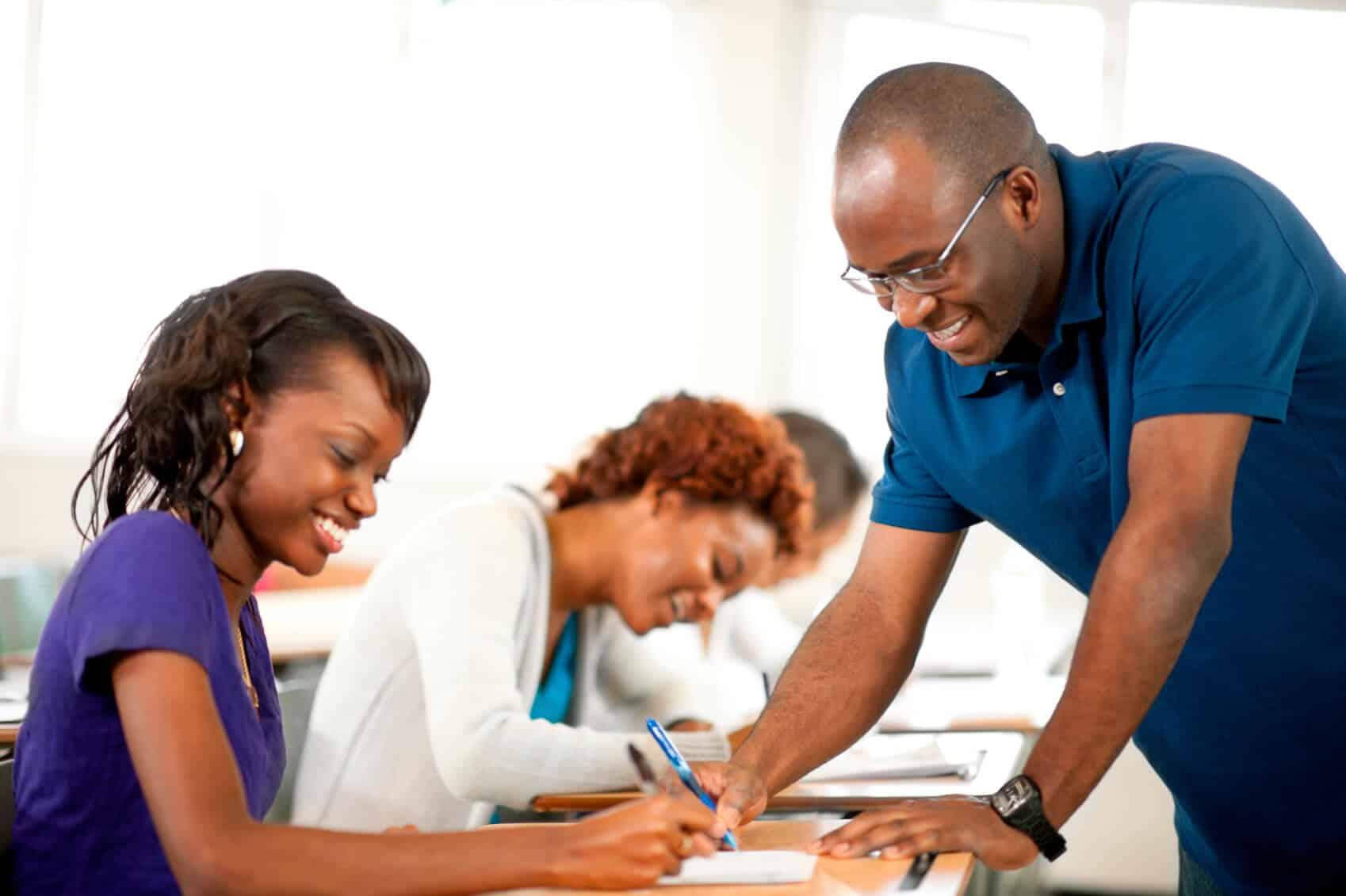 Preparação para exames finais de Moçambique